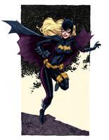 Batgirl by penichet