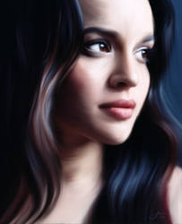 Norah Jones by penichet