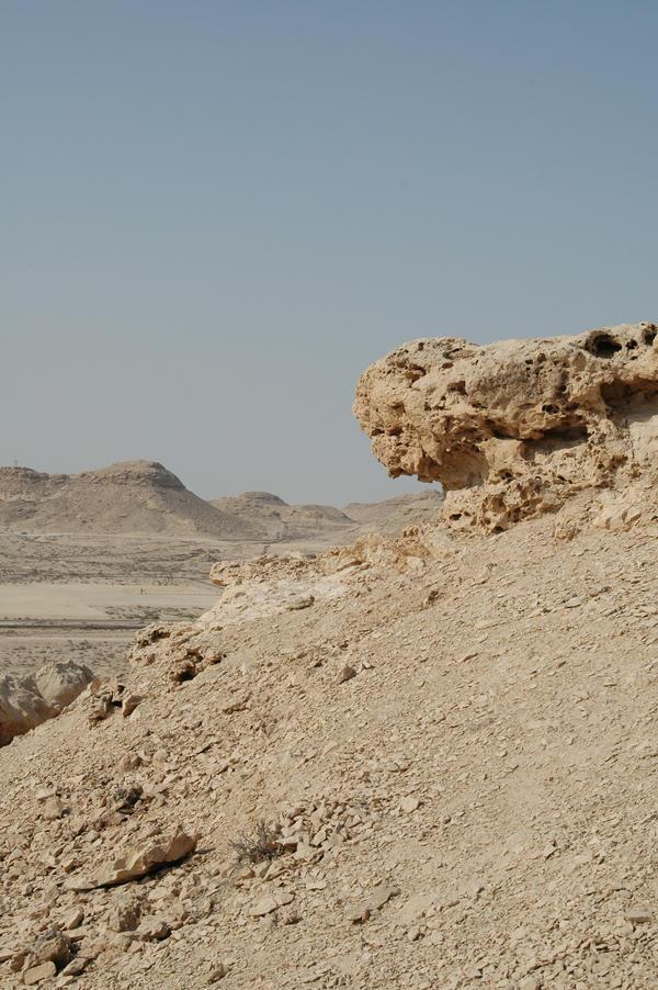 Desert Landscape by Jezhawk-stock