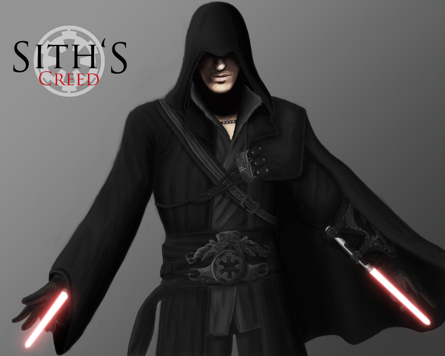 Quelques droleries starwarsienne en images - Page 3 Sith__s_Creed__Ezio_Auditore_by_JackJasra