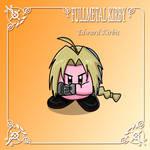 Fullmetal Kirby - Edward Elric