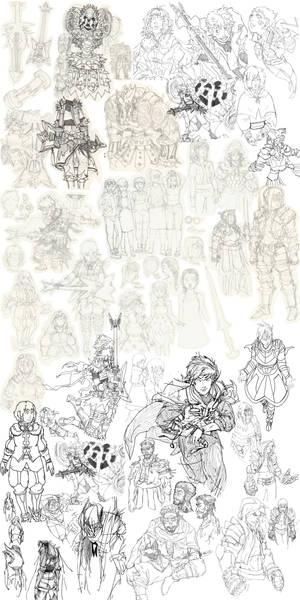 sketchdump Compilation 2