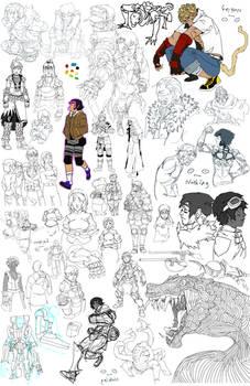 Sketchdump Compilation 3