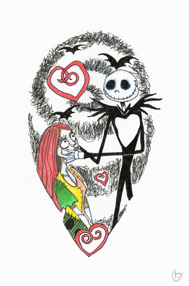 Nightmare Before Christmas by jessicacreaser on DeviantArt