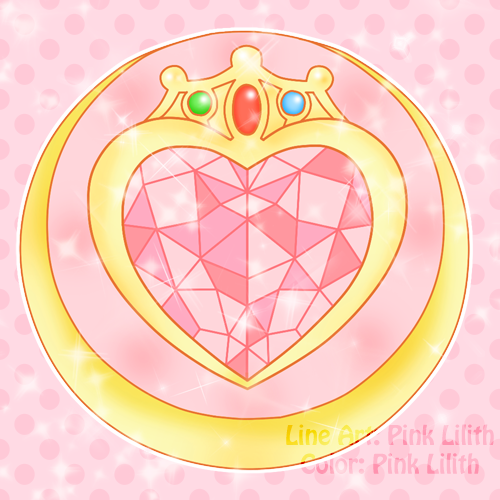 ChibiMoon's Moon Prism Broach. by PinkxDust