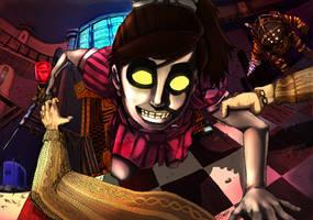 BioShock by TaraGraphic