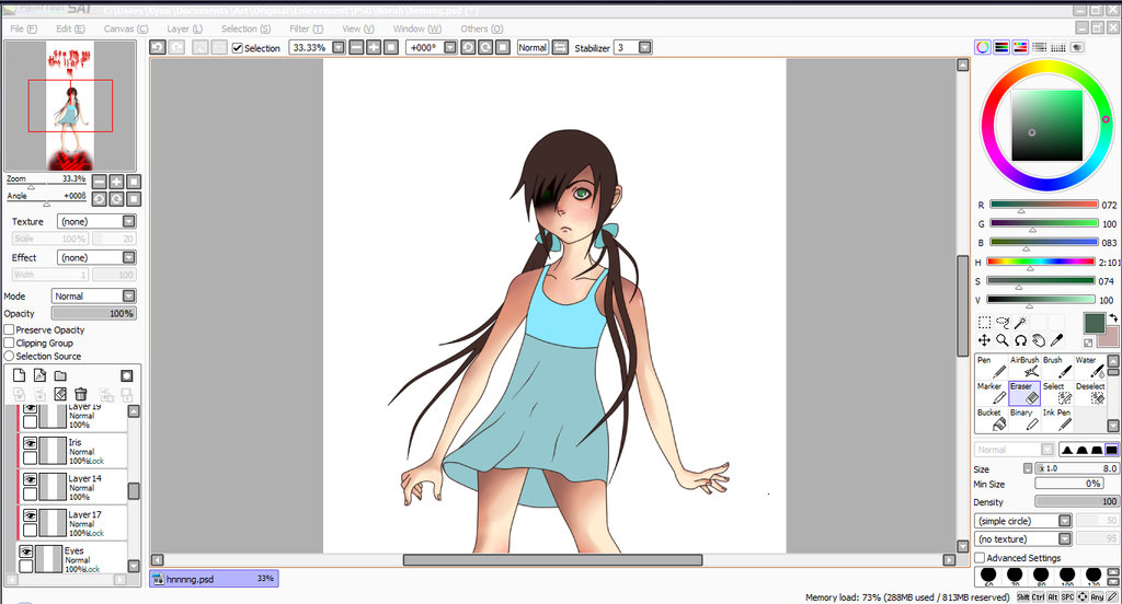paint tool sai full english