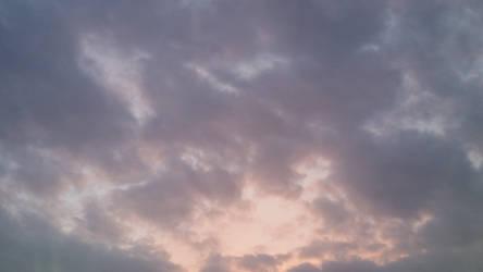 Purple skies by CosmicOwl26