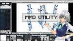 MMD PLUGIN - MMDUtility english tutorial