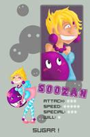 Pixel ID: New Challenger by Soozan