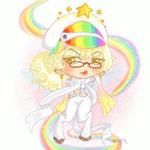 Rainbow Faun by Soozan