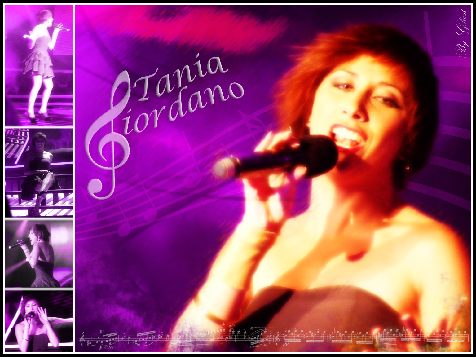 Tania Giordano by rEaNzUrO