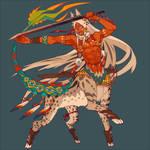 Serval boy