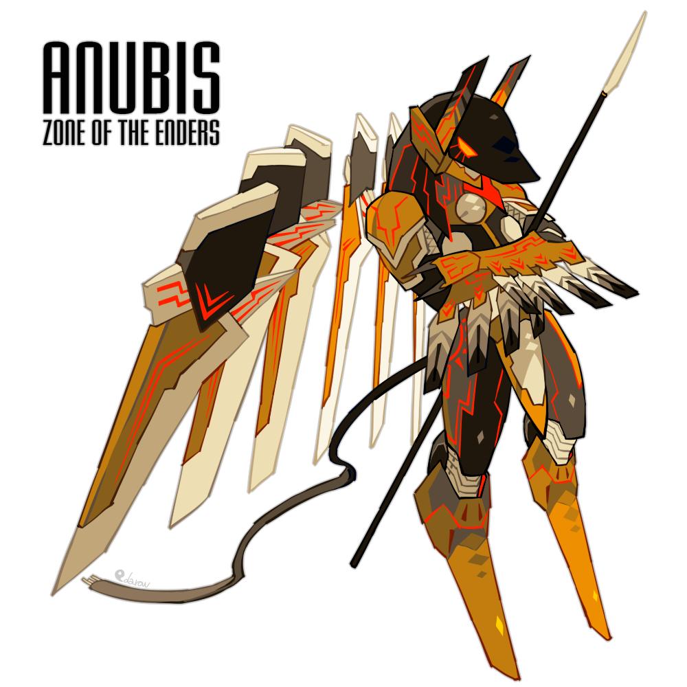ANUBIS by edrw