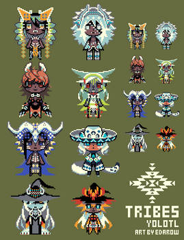 TRIBES 03