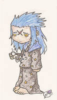 Saix...in the morning