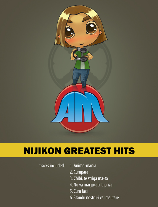 Nijikon Greatest Hits by Immah