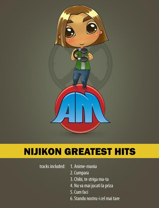 Nijikon Greatest Hits by Immah