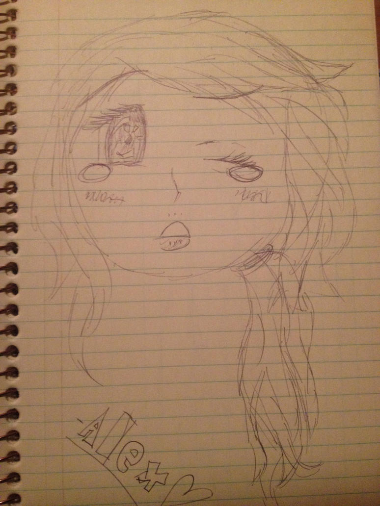 Le 2 minute sketch by YaoiBoyimeanwut