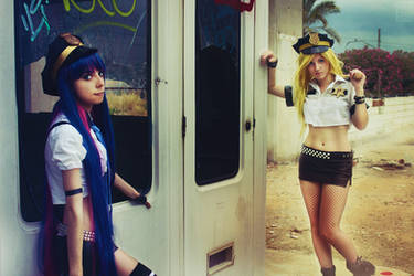 Panty and Stocking - 10