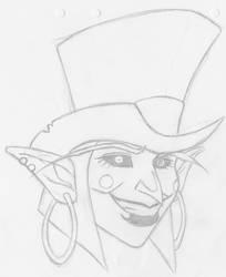 Goblin hatter by Abercrombe