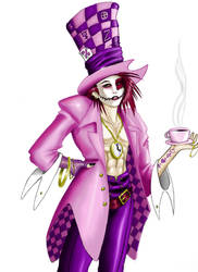 The Mad Hatter by Abercrombe