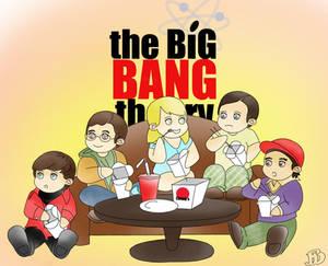 The Big Bang Chibis
