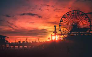Joy of sunset ...