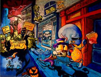 Potter-Fever by Crabbit-Minger