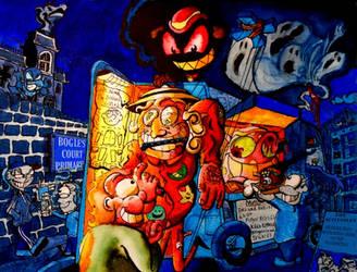 Beware of Mr Gloom by Crabbit-Minger