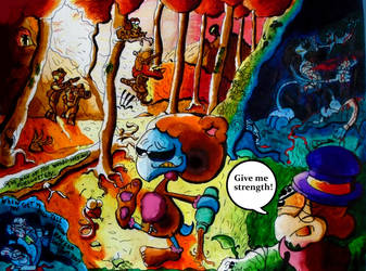 Bigfoot Exposed by Crabbit-Minger
