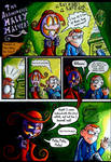 Haley Haivers and the Idiot Box Part 1 by Crabbit-Minger