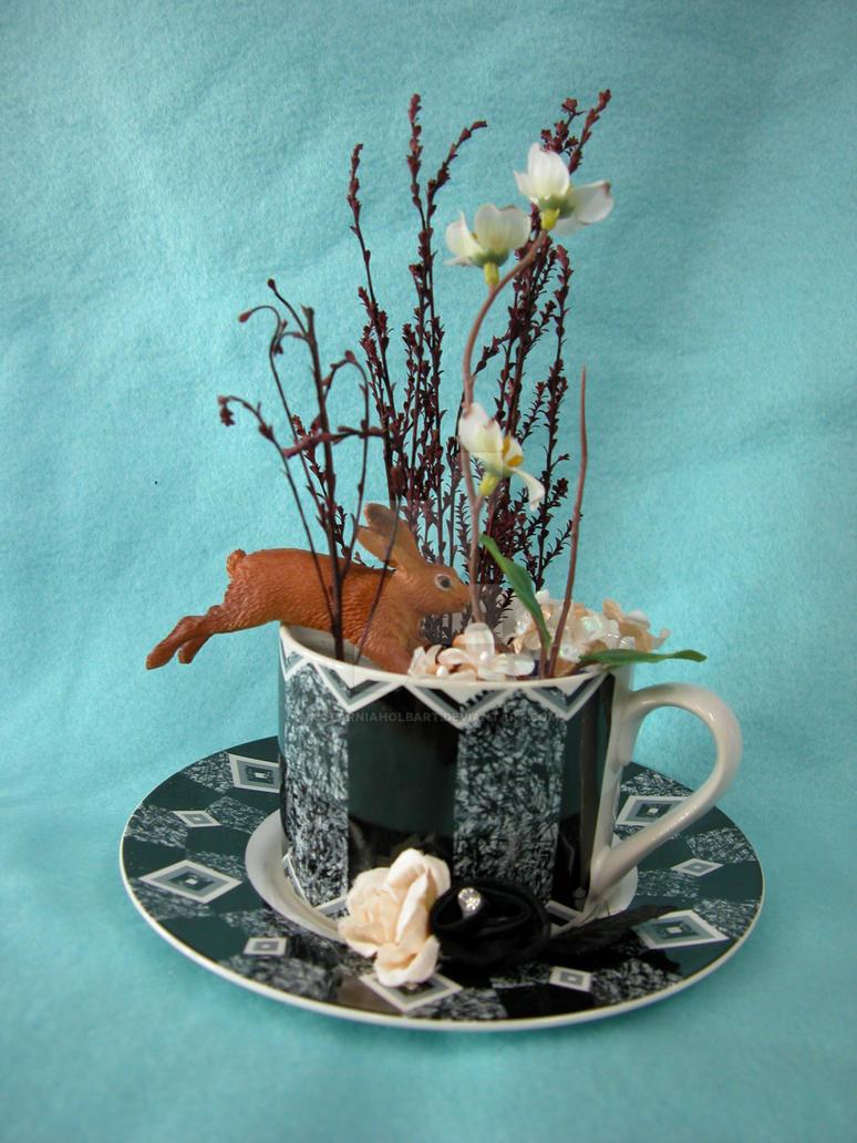 Winter Rabbit Tea by KatarniaHolbart
