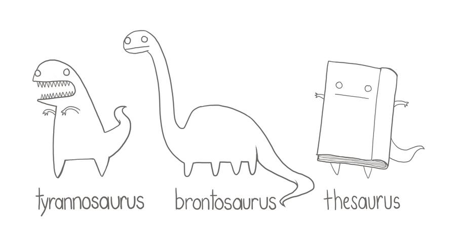 Dinosaur Parade by arseniic