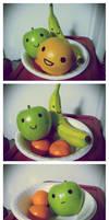 A fruit story.