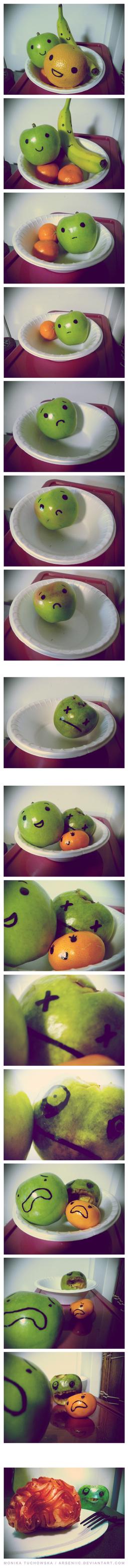 A fruit story. by arseniic