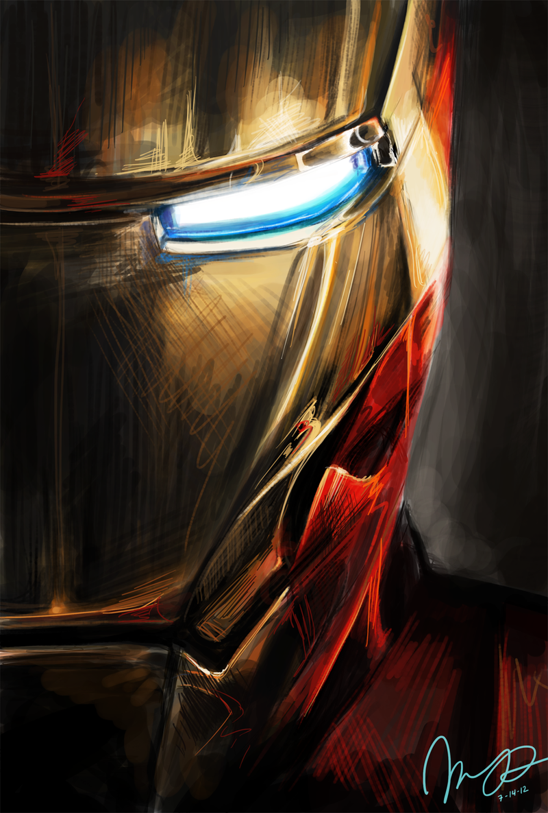 Iron Manz by arseniic