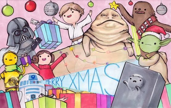 May the Presents Be With You