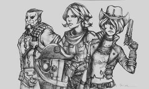 Vault Hunters