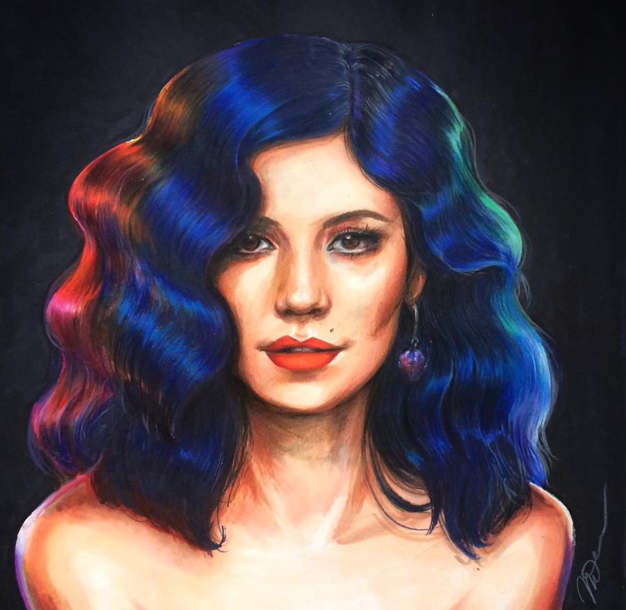 Marina + the Diamonds: FROOT by arseniic