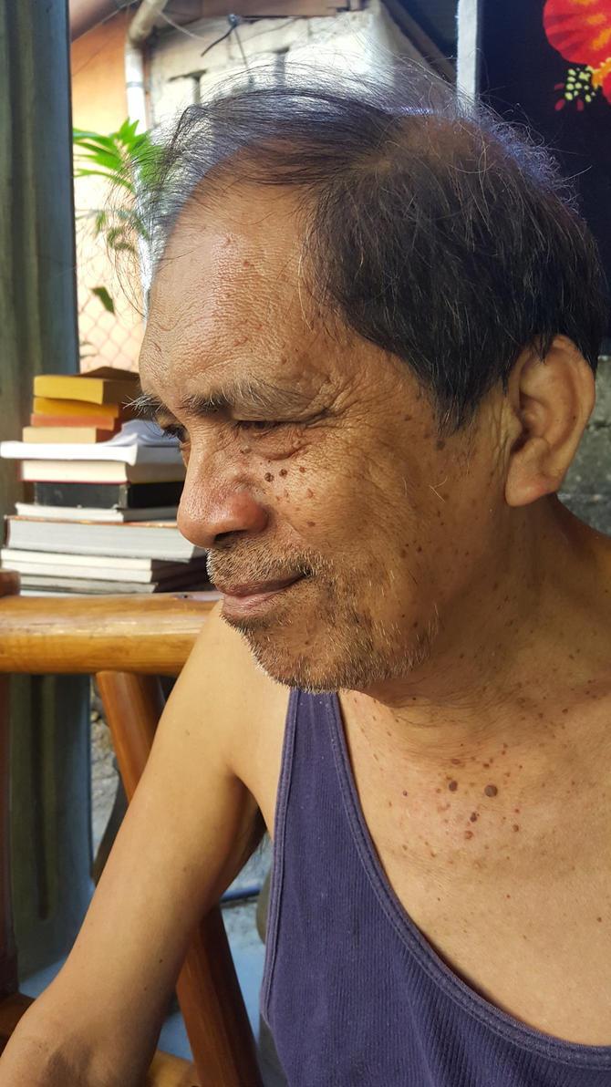 Grandpa by honeyvillegas99