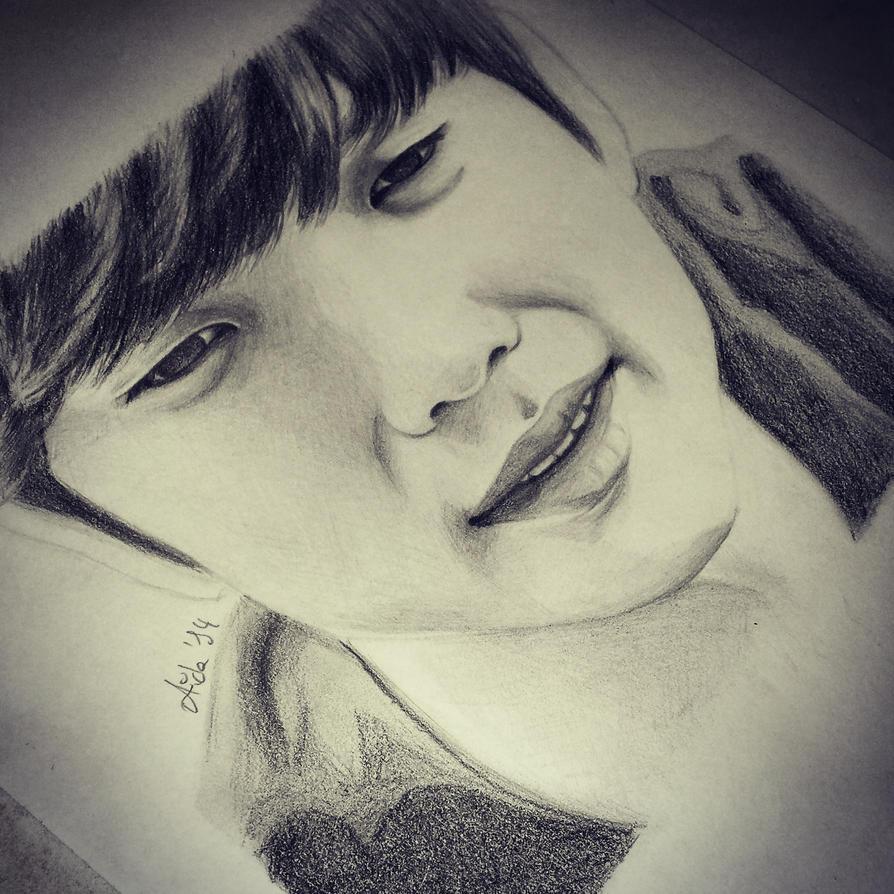 Yoo Seung Ho by Lisa159