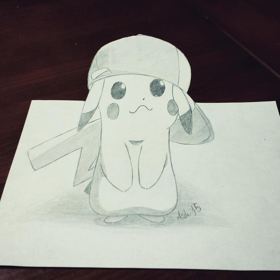 Pikachu by Lisa159