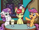CMC Milkshake's on Apple Bloom