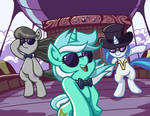 Ponies on a Boat - PfE Training Grounds 3