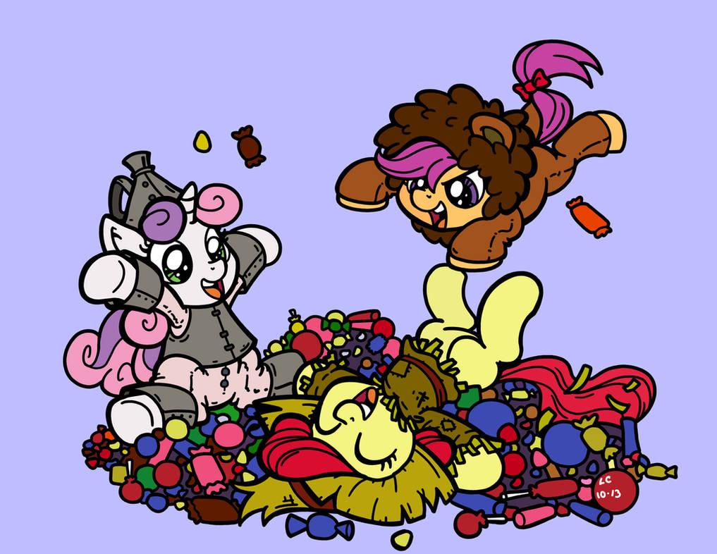 CMC Candy by LateCustomer
