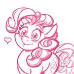 Pink Pone Blush (sketch)