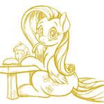 Want a Sip? (sketch)