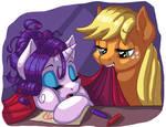 Gem Pony is Tired