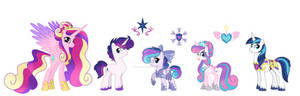 MLP [Next Gen] The Crystal Family